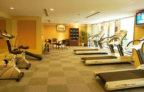 Sports facilities Forte Hotel Shanghai