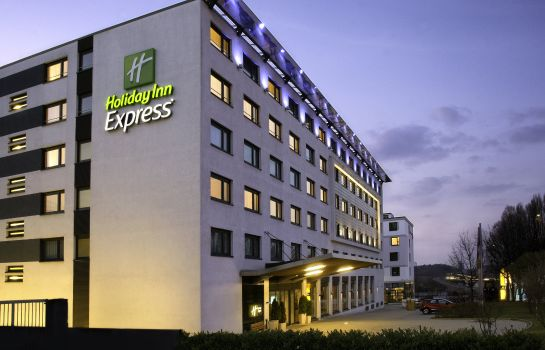 Exterior view Holiday Inn Express STUTTGART AIRPORT