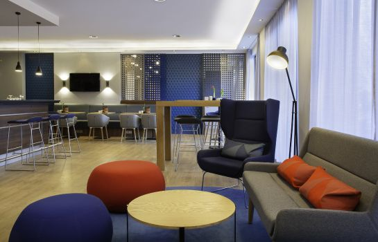 Hotelhalle Holiday Inn Express STUTTGART AIRPORT