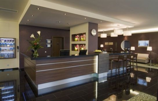 Lobby Holiday Inn Express STUTTGART AIRPORT