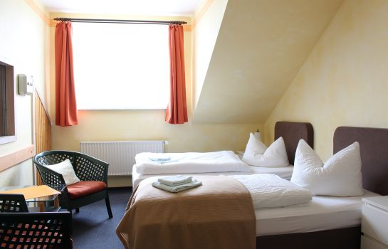 Double room (standard) Domino Gasthaus & Pension