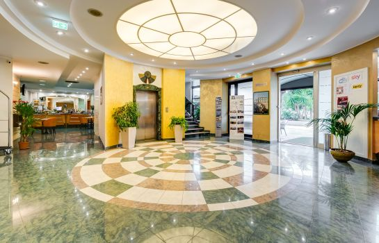 Lobby Best Western Hotel Imperiale