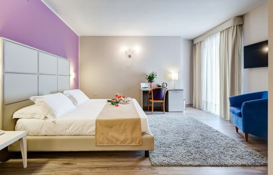 Double room (superior) Best Western Hotel Imperiale