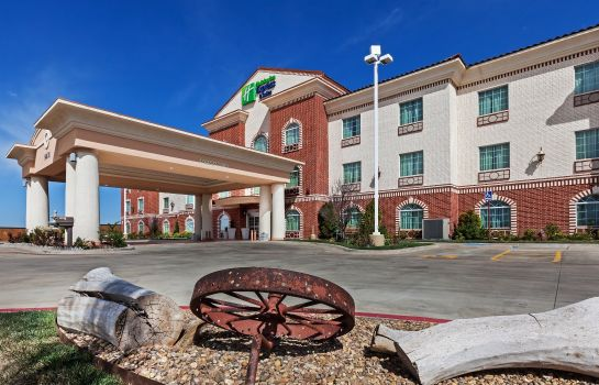 Außenansicht Holiday Inn Express & Suites AMARILLO EAST