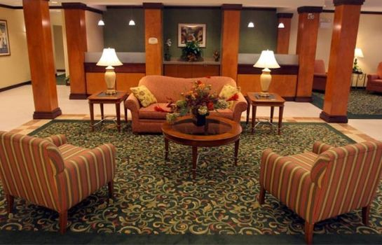 Hotelhalle Fairfield Inn & Suites Elizabeth City