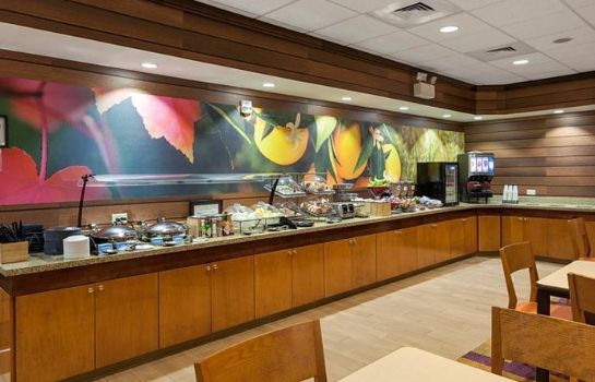 Restaurant Fairfield Inn & Suites Elizabeth City
