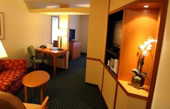 Zimmer Fairfield Inn & Suites Elizabeth City
