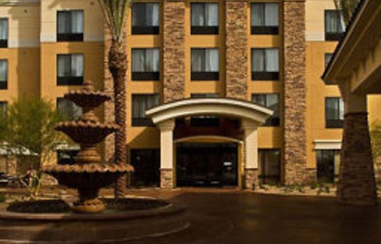 Vista esterna SpringHill Suites Phoenix Glendale Sports & Entertainment District