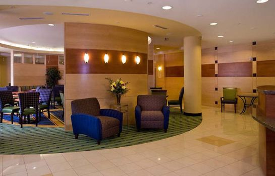 Hall SpringHill Suites Phoenix Glendale Sports & Entertainment District