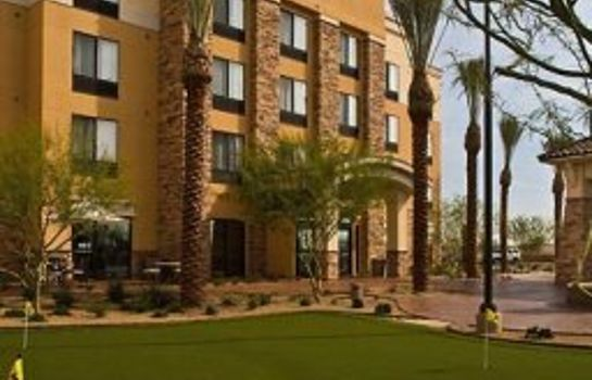 Info SpringHill Suites Phoenix Glendale Sports & Entertainment District