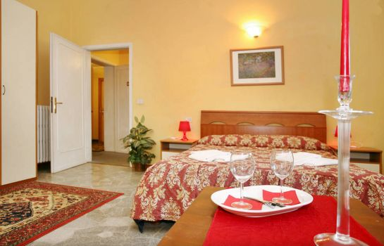 Chambre double (standard) Argentiere Bed and Breakfast