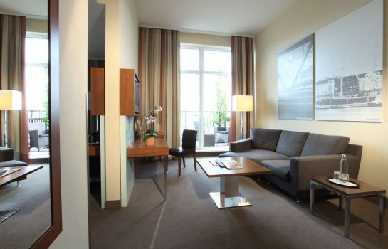Suite Lindner Hotel Am Michel