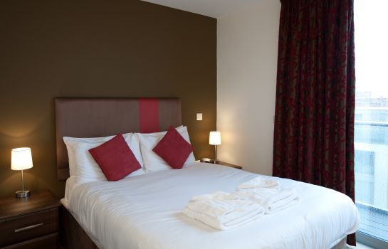 Doppelzimmer Standard Spires Serviced Apartments