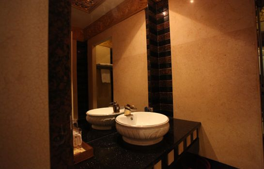 Bathroom GuanSheng KingStyle Hotel