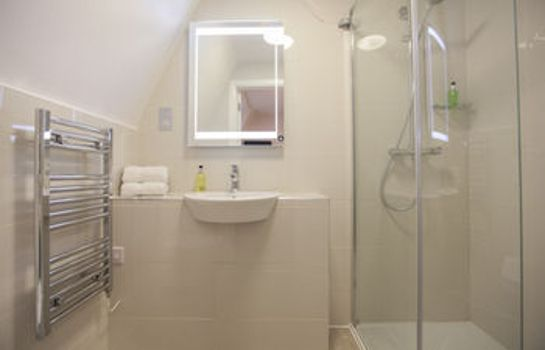 Cuarto de baño City Hotel London