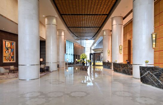 Lobby InterContinental Hotels DUBAI - FESTIVAL CITY