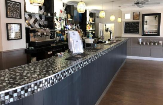 Hotel bar Elfordleigh Golf & Leisure