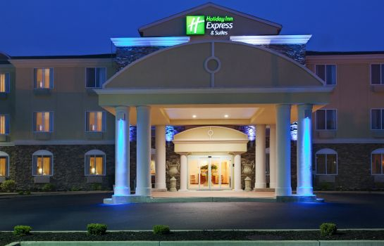 Vista exterior Holiday Inn Express & Suites SWANSEA