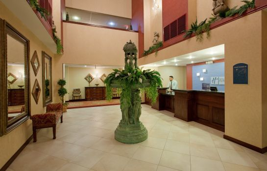 Vestíbulo del hotel Holiday Inn Express & Suites SWANSEA