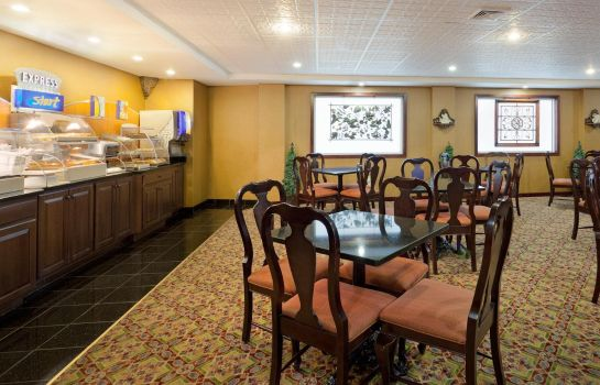 Restaurant Holiday Inn Express & Suites SWANSEA