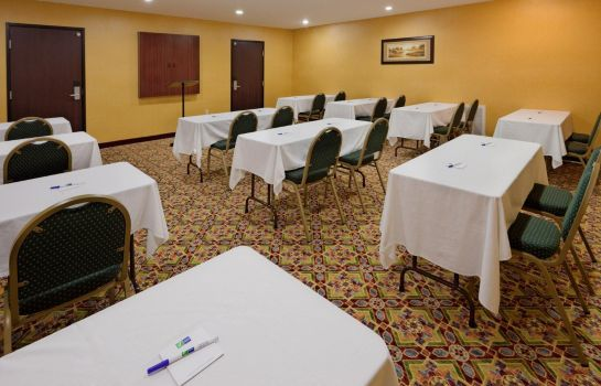 Sala de reuniones Holiday Inn Express & Suites SWANSEA
