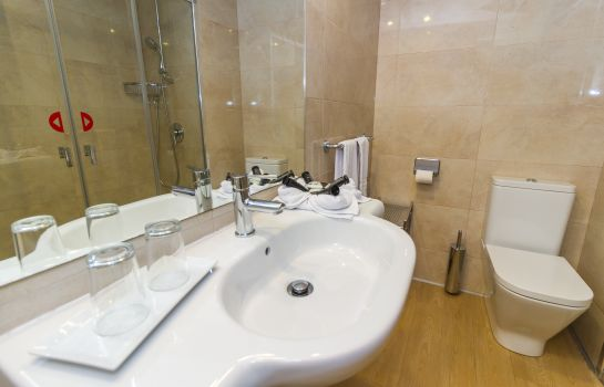Badezimmer Eix Alcudia Hotel-Adults Only