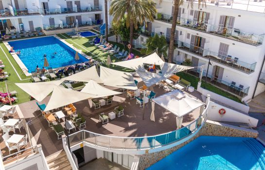 Terrasse Eix Alcudia Hotel-Adults Only