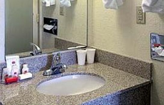 Badezimmer Travelodge by Wyndham Fort Myers