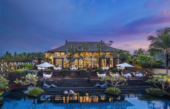 Exterior view The St. Regis Bali Resort