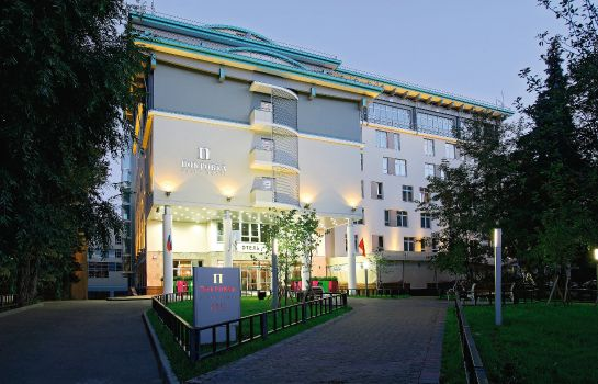 Vista exterior Mamaison All-Suites Spa Hotel Pokrovka
