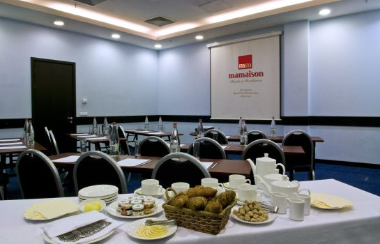Meeting room Mamaison All-Suites Spa Hotel Pokrovka