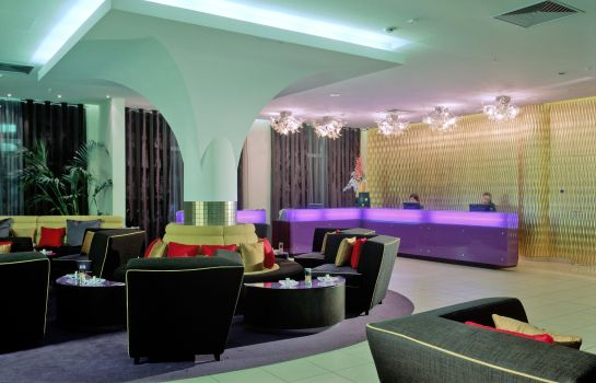 Hol hotelowy Mamaison All-Suites Spa Hotel Pokrovka