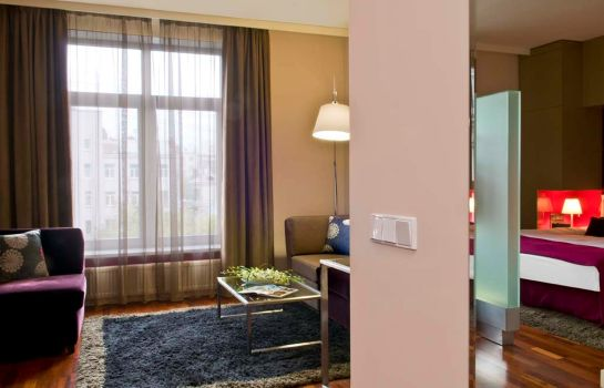 Pokój typu junior suite Mamaison All-Suites Spa Hotel Pokrovka