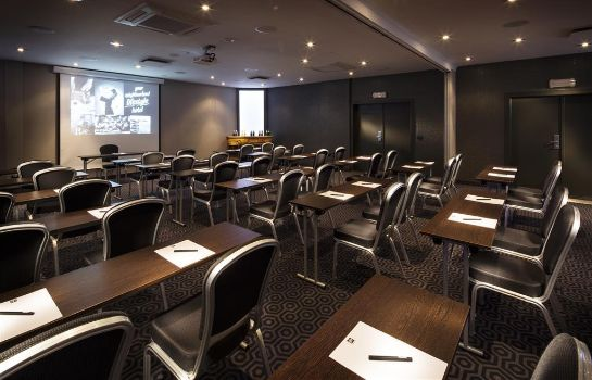 Conference room Pentahotel Paris Charles de Gaulle Airport