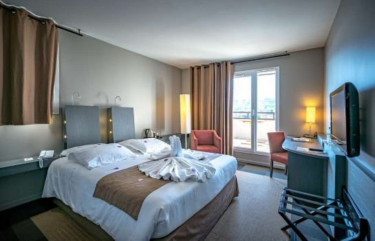 Room Best Western PLUS Hotel Gergovie