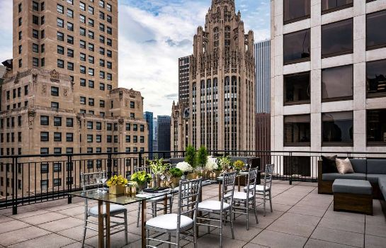 Außenansicht The Gwen a Luxury Collection Hotel Michigan Avenue Chicago