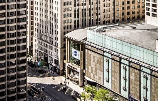 Außenansicht Michigan Avenue Chicago  a Luxury Collection Hotel The Gwen