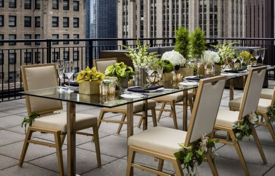 Vue extérieure Michigan Avenue Chicago  a Luxury Collection Hotel The Gwen