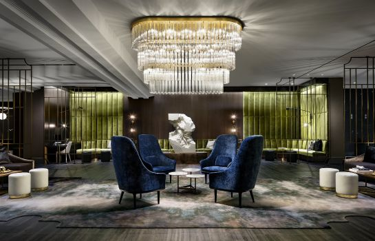 Hotelhalle Michigan Avenue Chicago  a Luxury Collection Hotel The Gwen