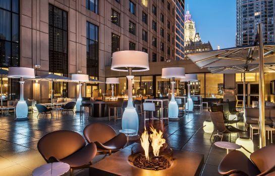 Restaurant The Gwen a Luxury Collection Hotel Michigan Avenue Chicago
