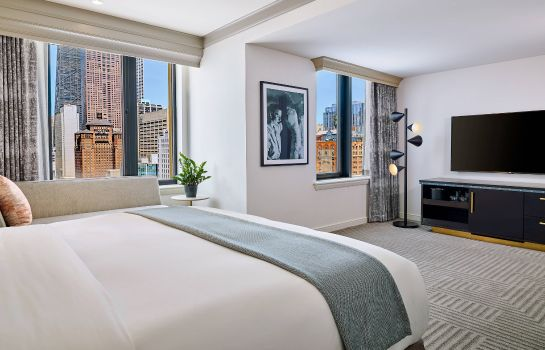 Suite The Gwen a Luxury Collection Hotel Michigan Avenue Chicago