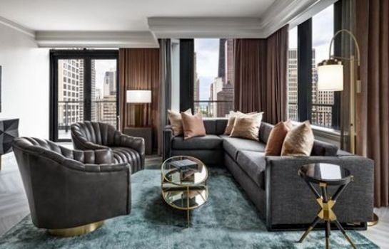 Zimmer Michigan Avenue Chicago  a Luxury Collection Hotel The Gwen