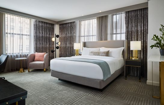 Chambre The Gwen a Luxury Collection Hotel Michigan Avenue Chicago