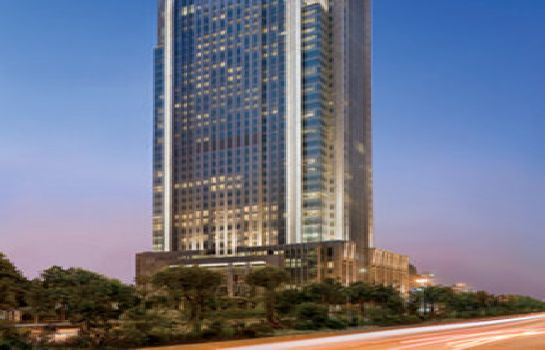 Exterior view The Ritz-Carlton Guangzhou