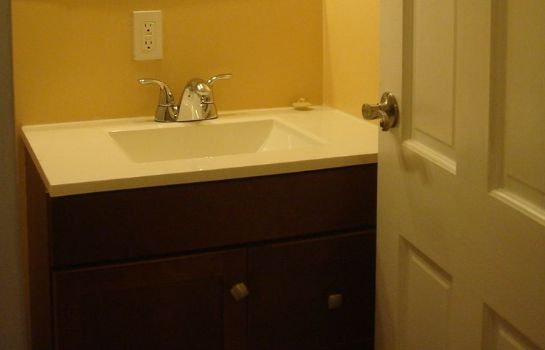 Bagno in camera London Executive Suites