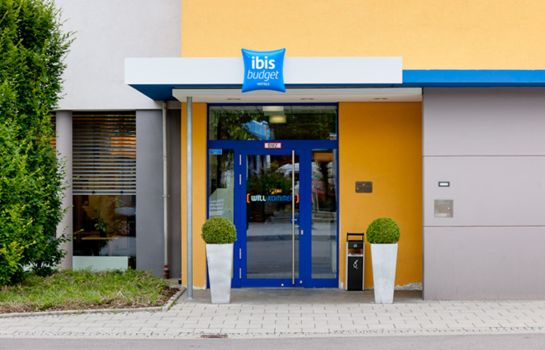 Exterior view Ibis Budget Muenchen Ost Messe