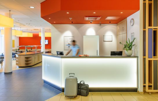 Reception Ibis Budget Muenchen Ost Messe