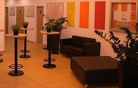 Lobby Ibis Budget Muenchen Ost Messe