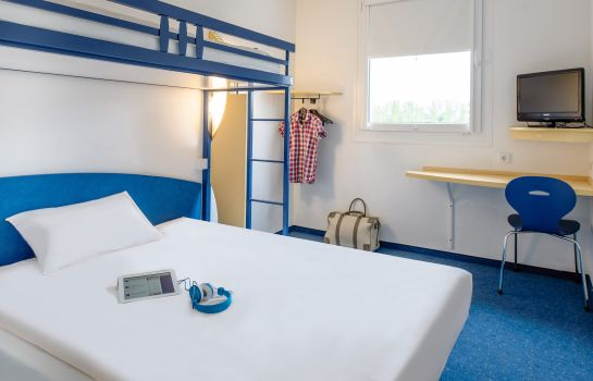 Single room (standard) Ibis Budget Muenchen Ost Messe