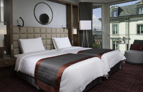 Grand Hotel Geneva Now Fairmont Grand Hotel Geneva In Genf Hotel De